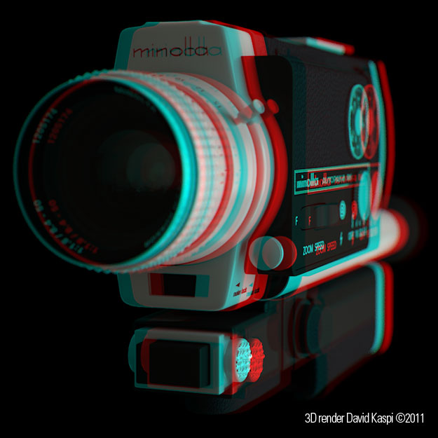 Stereoscopic image